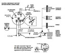 marine power tach wiring marine free engine image for user manual