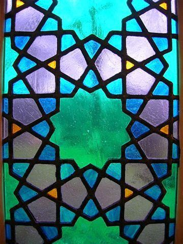 islamic pattern on glass 28 best stained glass images on pinterest islamic art
