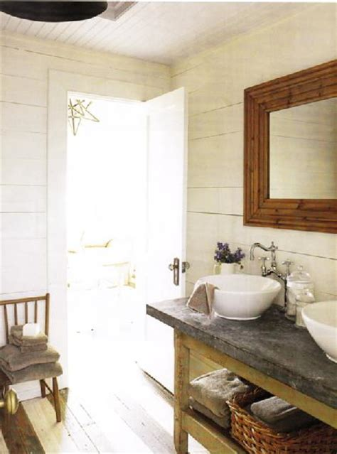 white rustic bathroom bathroom