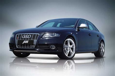 Audi S4 Tuning by Abt Sportsline Audi S4 Car Tuning