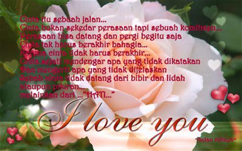 kata kata romantis cinta mengharukan ahmadhaffiz