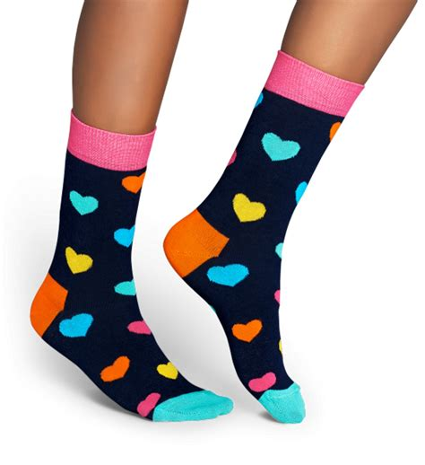 socks uk happy socks navy bright coloured socks uk size 7 11 unisex mens socks ebay