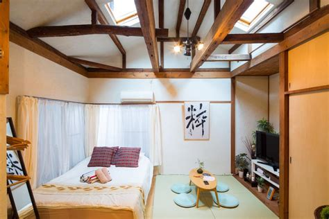japanese style studio apartment interiors note the use of apartment asakusa traditional japanese style tokyo japan