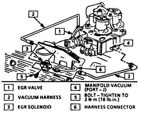 chevy 4 3 liter egr wiring diagram get free image about