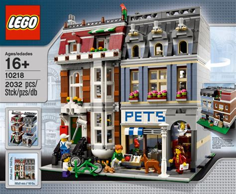 Diskon Lego 10218 Pet Shop lego creator modular pet shop 10218 retiring soon the