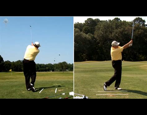 peak performance golf swing working the ball swing surgeon don trahan peak