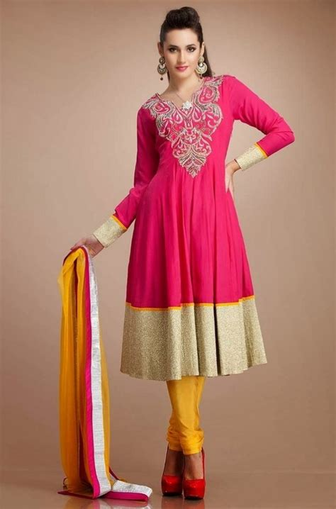 dress design in pakistan 2015 facebook beautiful contrast dresses designs 2015 in pakistan