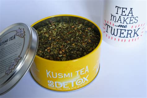 Kusmi Tea Detox Bb by Le Th 233 Bb Detox Kusmi Tea Soyons Futiles