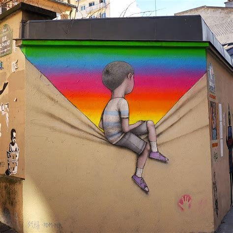 murals featuring people  colour represent