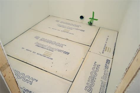 What Size Cement Board For Tile Floor by Laying Porcelain Tile In The Laundry Room House