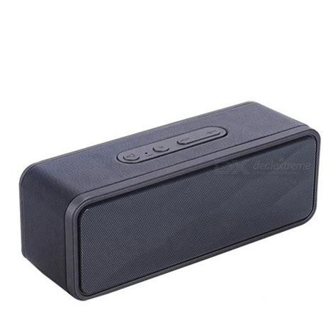 Speaker Gs Bass Portable Bluetooth gs805 3d subwoofer bass hifi portable wireless