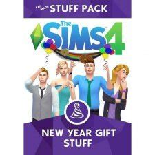 the sims 4 new year stuff pack (fanmade) | simsworkshop