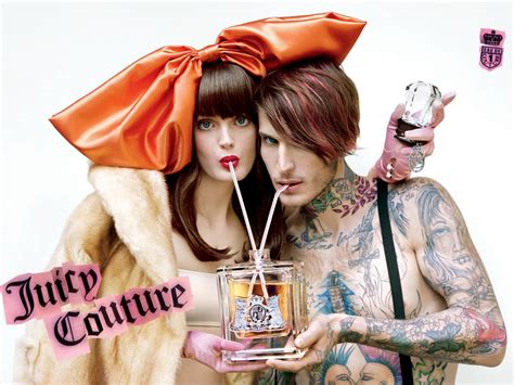 couture tattoo couture on ad caigns perfume and