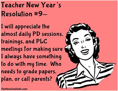 new year resolution for teachers school humor on math humor humor and