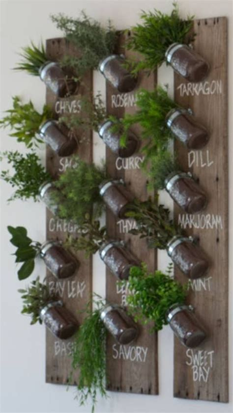 indoor herb garden wall indoor herb garden diy arts crafts pinterest