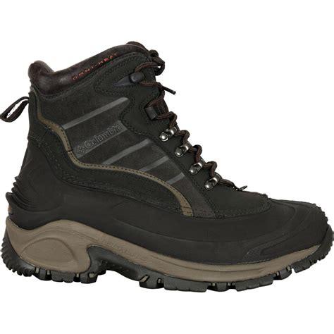 columbia boots mens columbia bugaboot omni heat boots s glenn