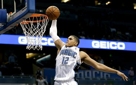 Orlando Magic Mba by Tobias Harris Stepping His Up Nba The Sports