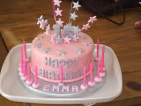 easy birthday cake designs for girls