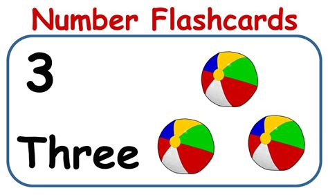 printable flash cards of numbers printable number flash cards 1 10
