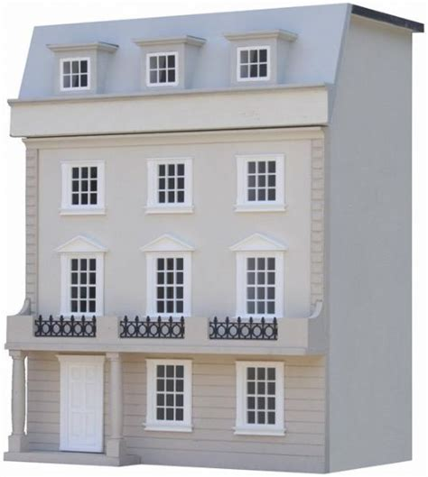 bromley dolls house the kensington dolls house kit 1 24 scale from bromley craft products ltd 1 24