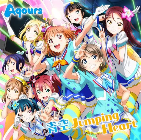 Boots Aozora Jumping live opening theme song aozora jumping