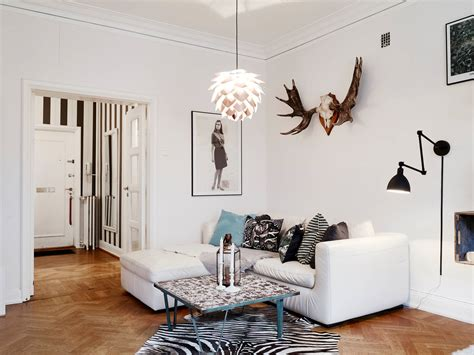 Living Room With Different Angles And Lines Coco Lapine Picture For Room