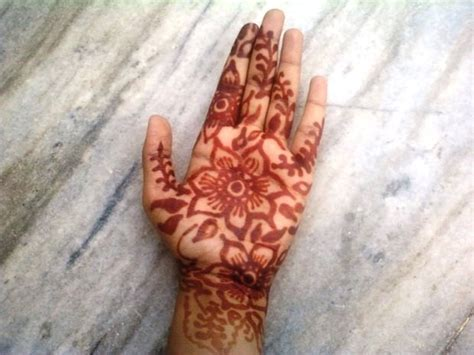 how to make henna tattoo paste indian mehendi decorating your with