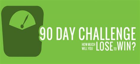 90 day weightloss challenge plan weight loss programs 90 day challenge weight loss program