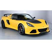 Wallpaper Lotus Exige S Club Racer Supercar Yellow Cars