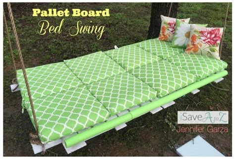 swing board diy pallet board bed swing isavea2z com