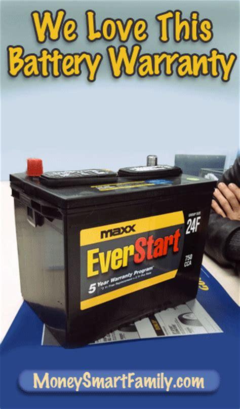 walmart warranty register walmart everstart car battery warranty details history