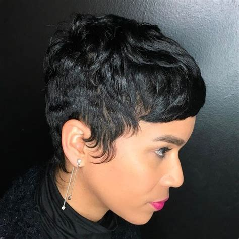 african american short curly pixiecut hairstyles 5 short pixie haircuts for african american girls cruckers