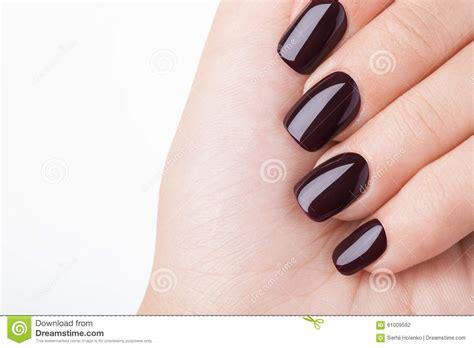 play painting nails free nail stock photo image 61009592