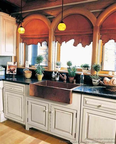 copper sink white cabinets google image result for http www kitchen design ideas