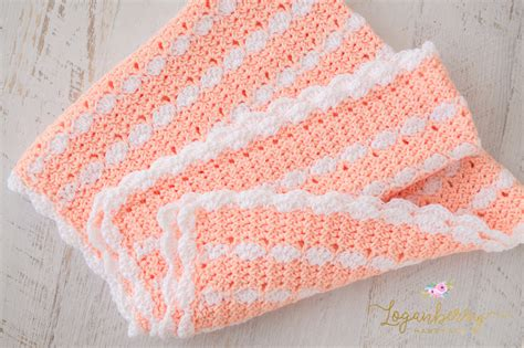 Free Crochet Patterns For Babies Blankets by Baby Blanket Free Crochet Pattern