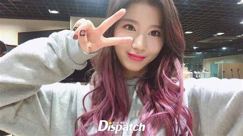 kpop idol twice sana hair dye color hairstyles girls Archives   Kpop Korean Hair and Style