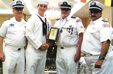 ryan boatswain local youth earns highest rank in sea scouts cape gazette