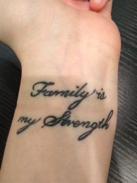 loyalty tattoo on face family quotes and sayings tattoos quotes about