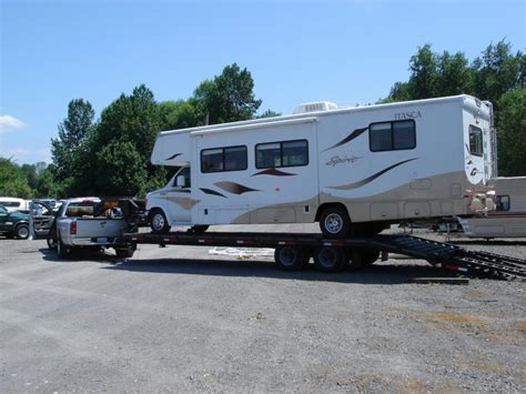should i buy a boat or an rv safety tips for towing thats not llc