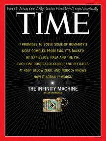 time magazine cover the infinity machine feb 17 2014