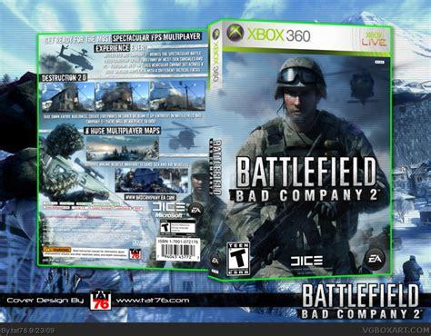 is anyone still battlefield bad company 2 xbox 360 battlefield bad company 2 xbox 360 box cover by tat76