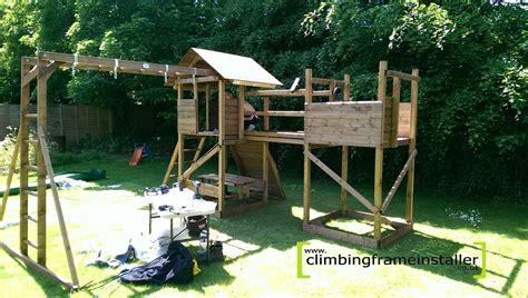 dunster house dunster house megafort mountain climbing frame