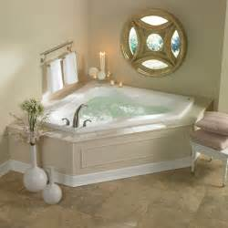 rustic small bathrooms stone jacuzzi bathroom bathroom 1000 ideas about corner tub on pinterest corner bathtub