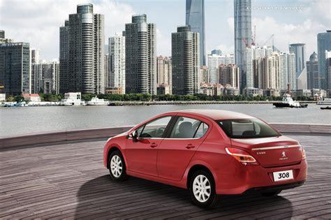 new peugeot sedan peugeot launches new 308 sedan in china 47 photos