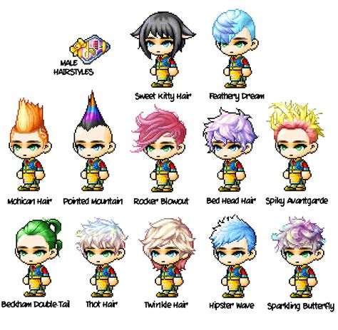maplestory vip hairstyle maplestory all haircuts maplestory all haircuts maplestory