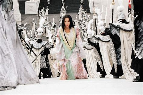 the promise 2005 cecilia cheung dong gun jang chinese the promise 무극 無極 korean movie picture hancinema