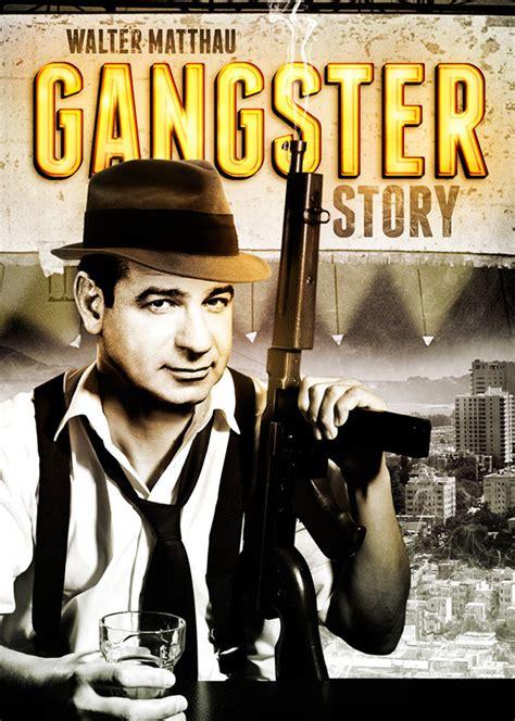 gangster film narrative gangster story on behance