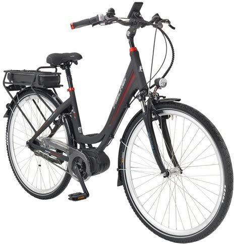 E Bike City by Fischer Fahrraeder E Bike City Damen 187 Ecu 1720 171 28 Zoll