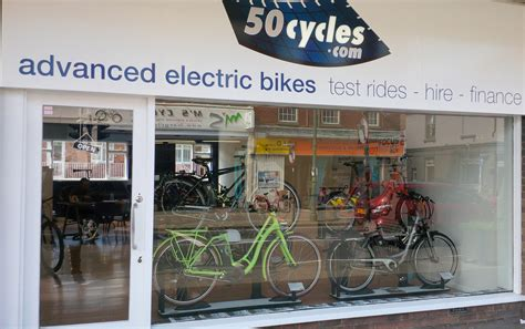 electric bike dealership dealer spotlight 50cycles pedelecs electric bike