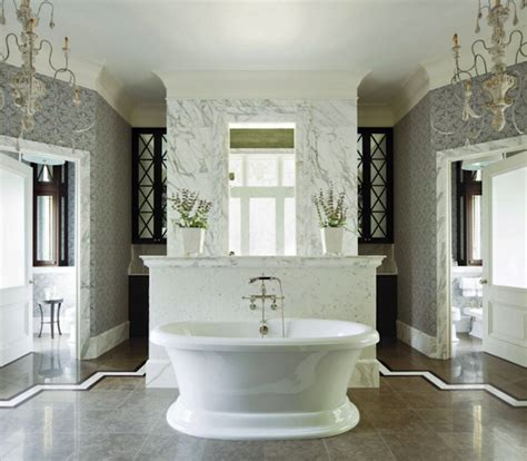 master bathroom tub 10 master bathrooms with luxurious freestanding tubs